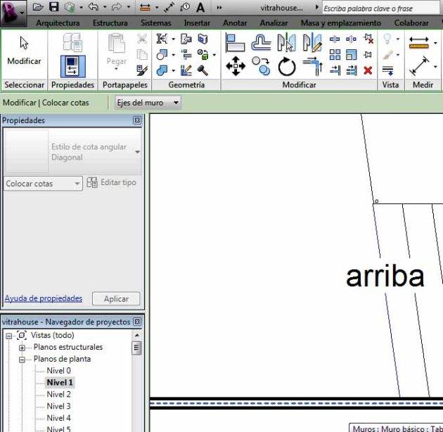 Cota angular, búsqueda segundo punto de referencia