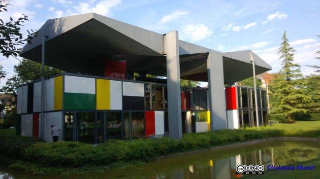 Pabellón Heidi de Le Corbusier en Zurich