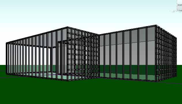Componente de patrón aplicado a la forma resultante del corte, a sus superficies una vez divididas